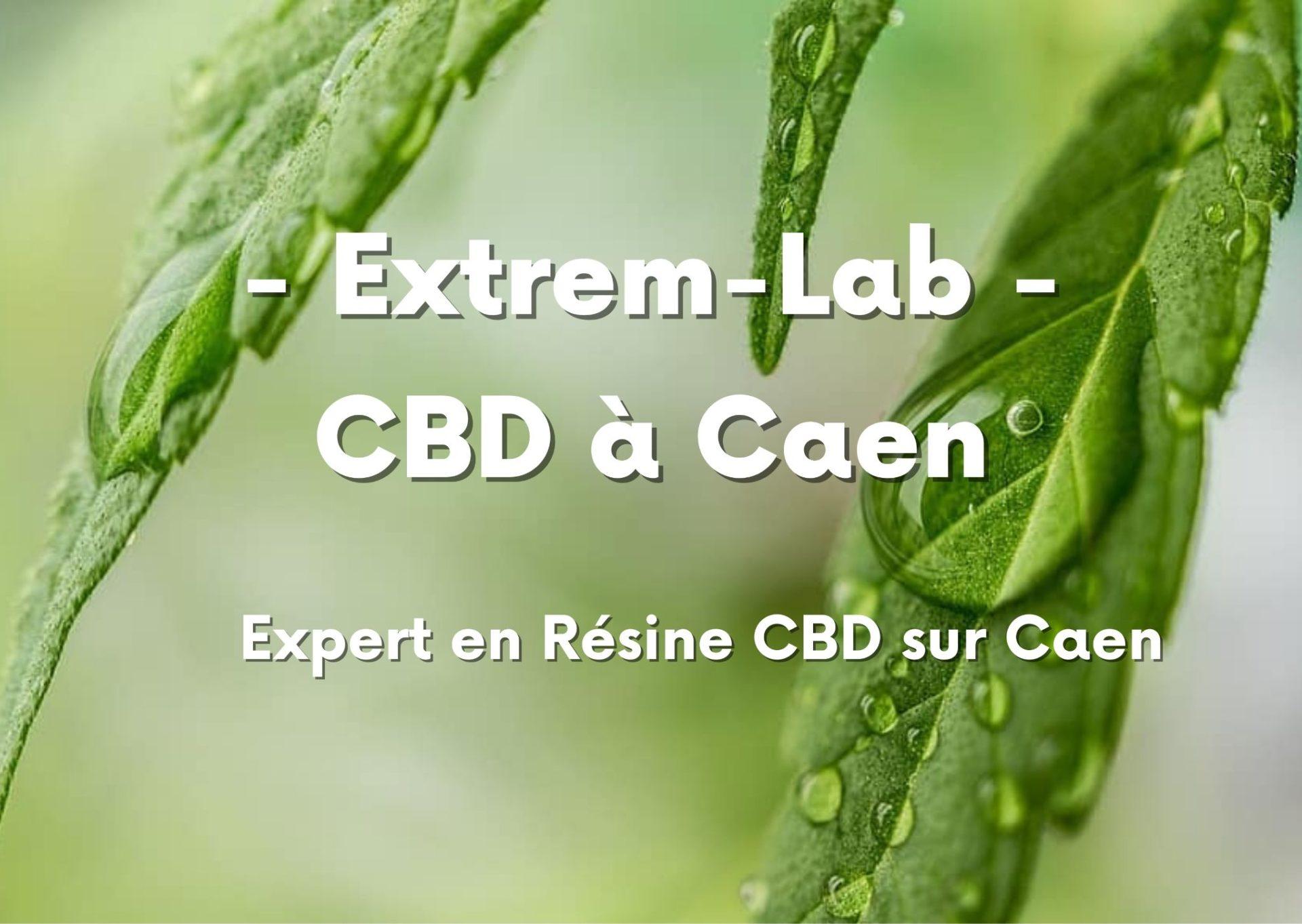 CBD à Caen