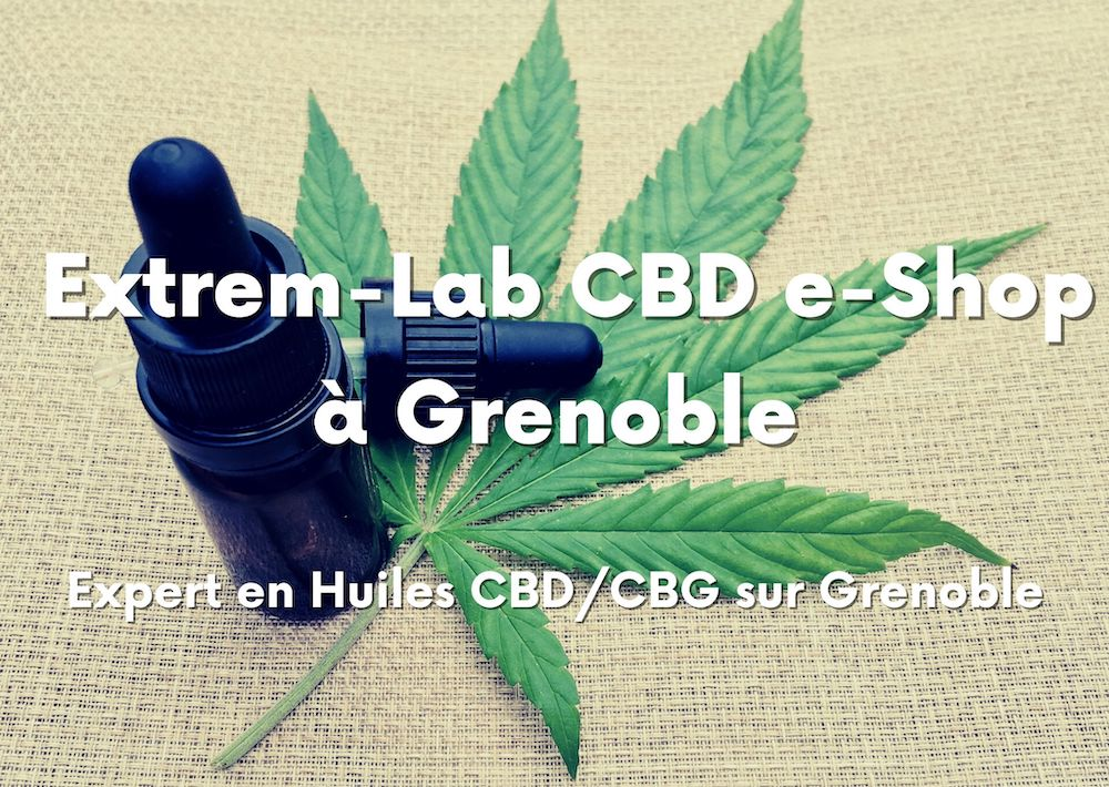 CBD à Grenoble
