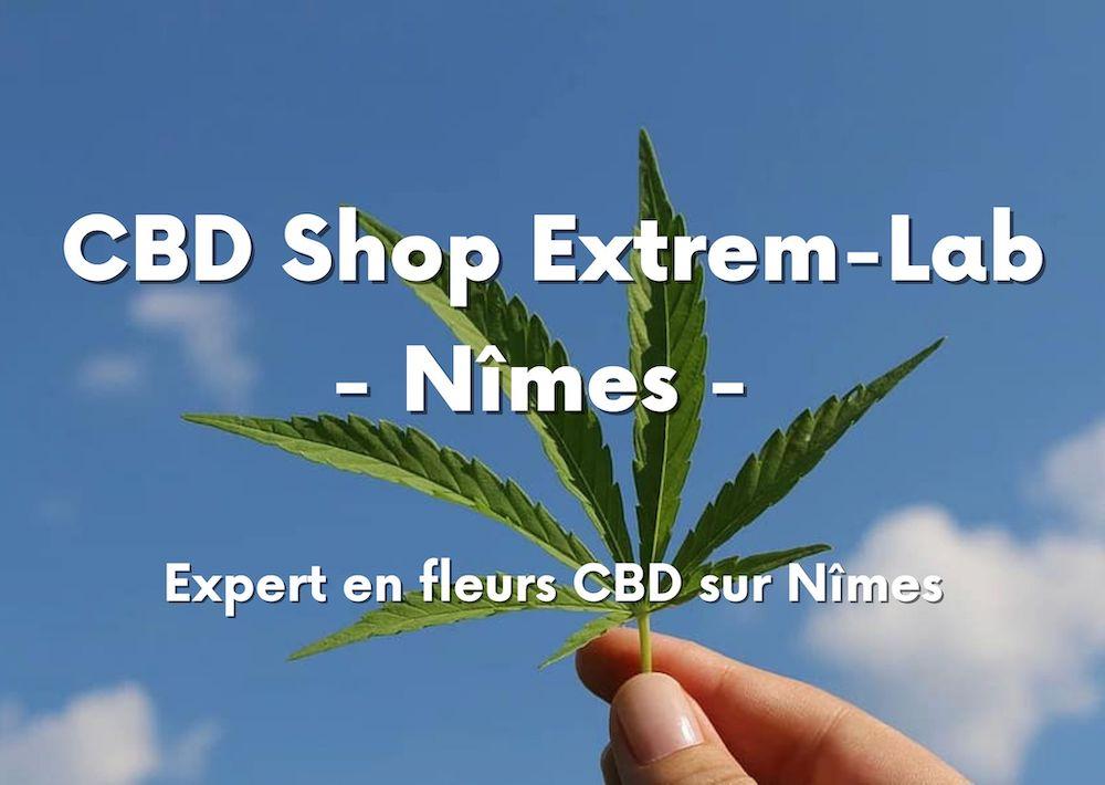 CBD à Nimes