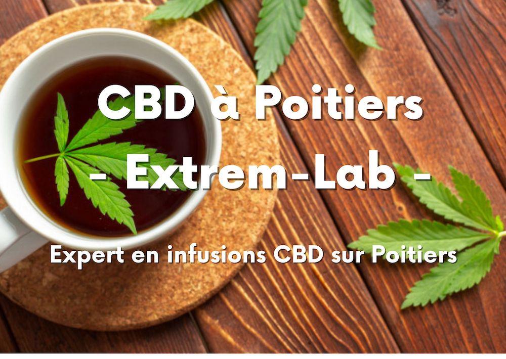CBD à Poitiers