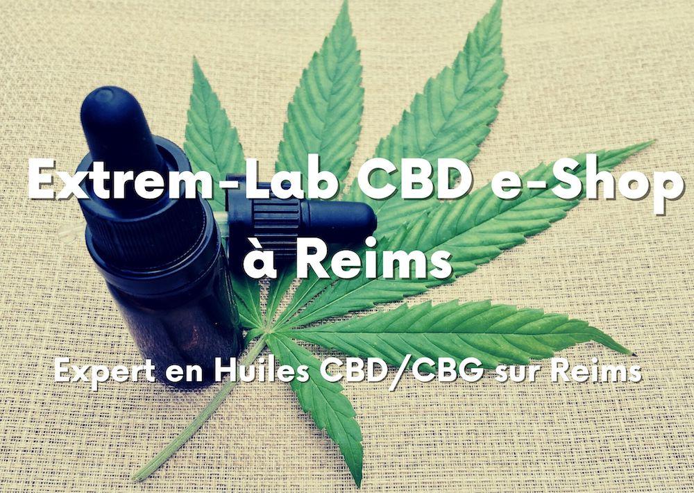 CBD à Reims