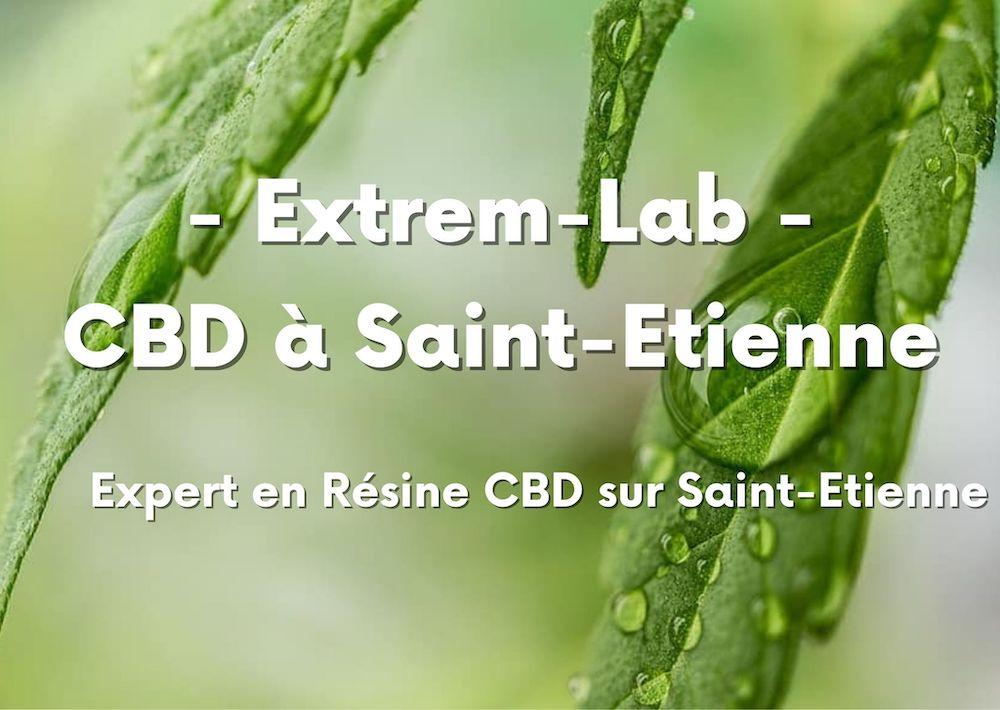 CBD à Saint Etienne