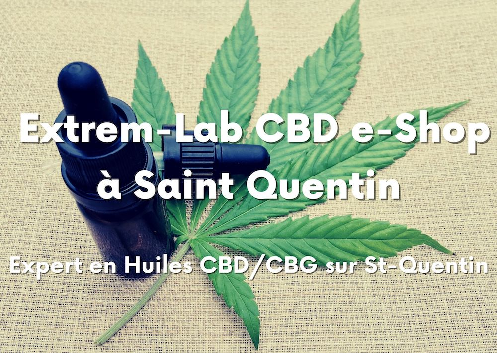 CBD à Saint Quentin