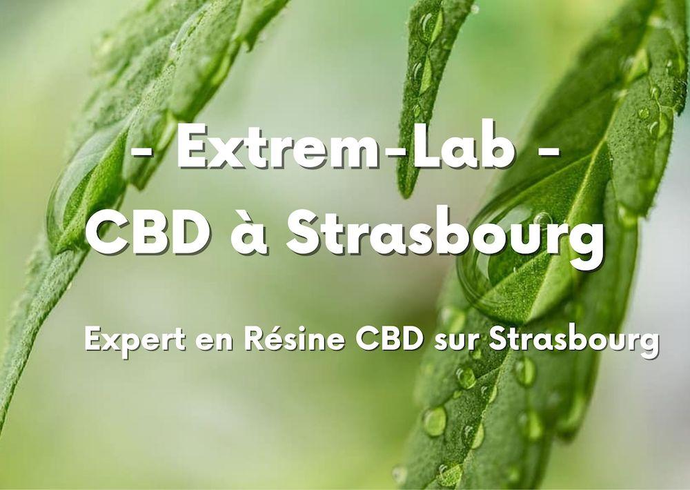 CBD à Strasbourg