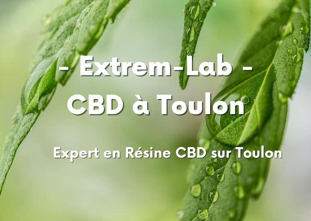 CBD à Toulon